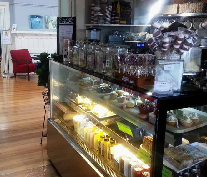 The Conservatory Cafe Yummy Cakes and Coffee