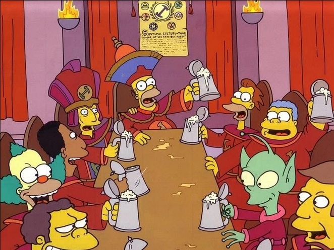 5 Great Songs from the Simpsons
