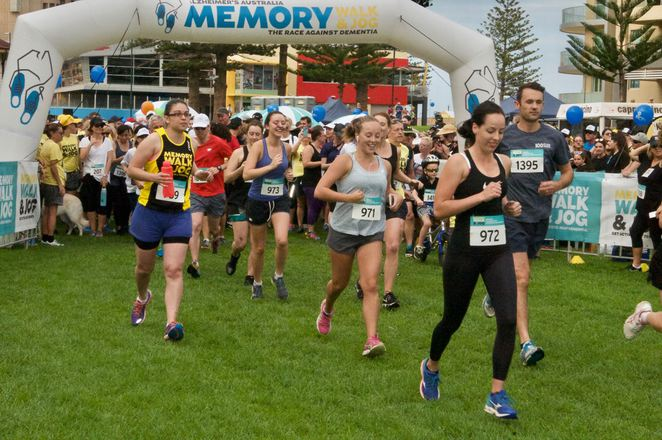 alzheimers australia vic, westerfolds park, memory walk and jog, dementia, services, fundraiser, charity, fun things to do, community event, health and fitness, brain damage