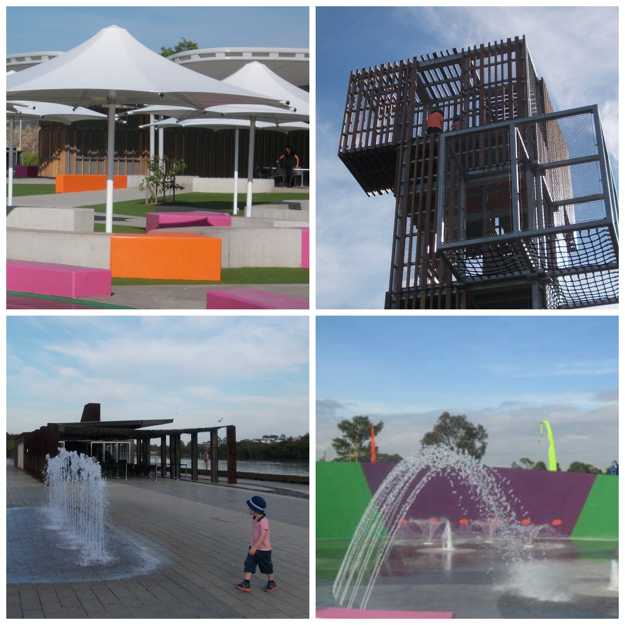Sydneys Free Water Play Parks