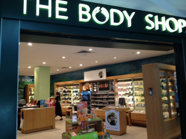 body shop, body products, moisturisers, natural, campaigning, human rights, animal rights, positive change