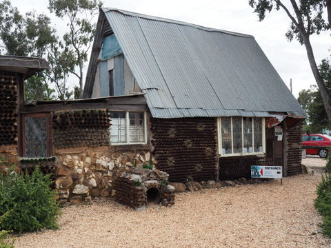 Bottle House, Lightning Ridge, NSW