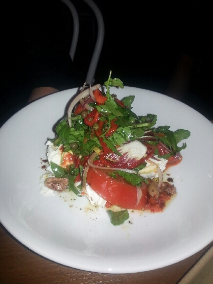 Buffalo Mozzarella Peel St