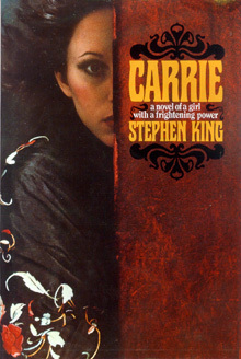 Carrie, stephen king, books, novel review, review