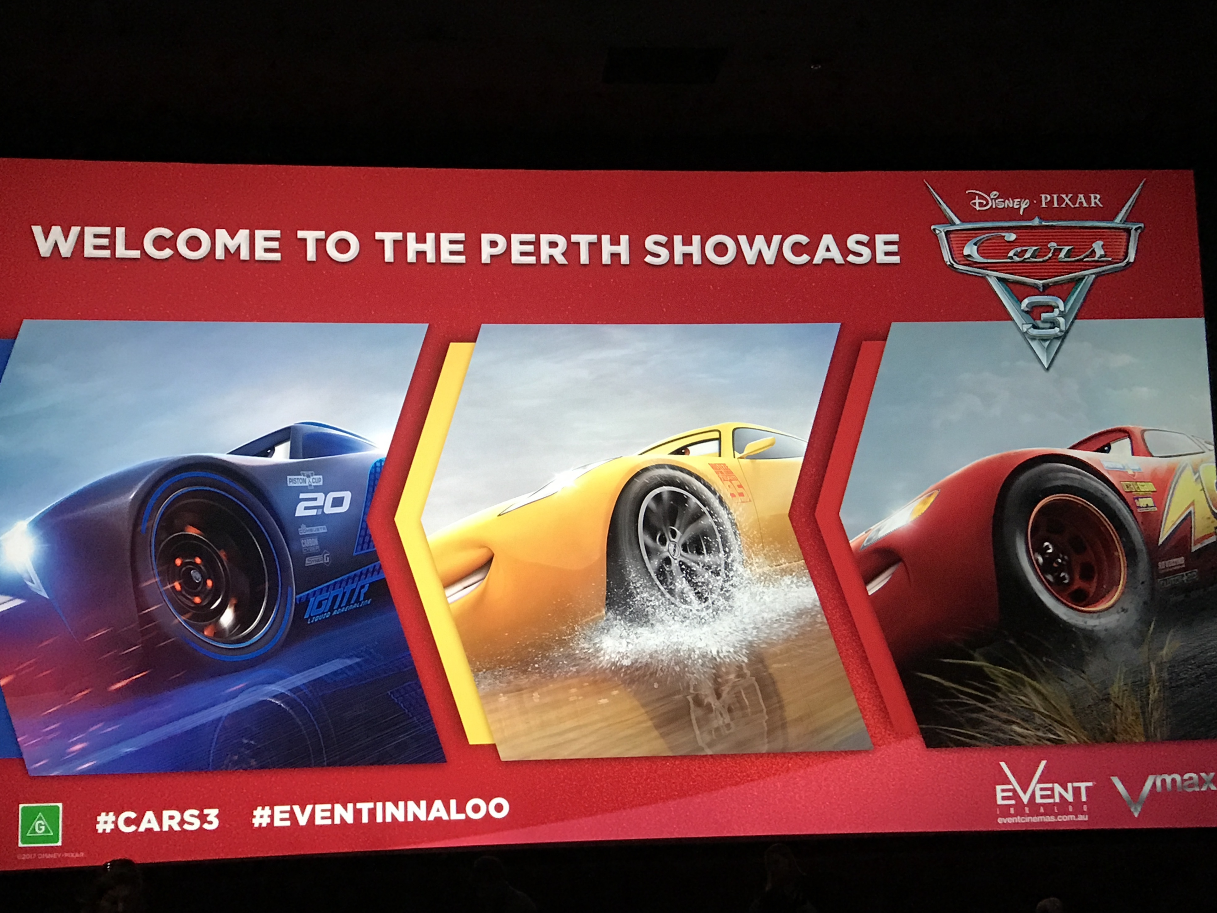 new release car moviesDisney Pixars Cars 3  Film Review  Everywhere