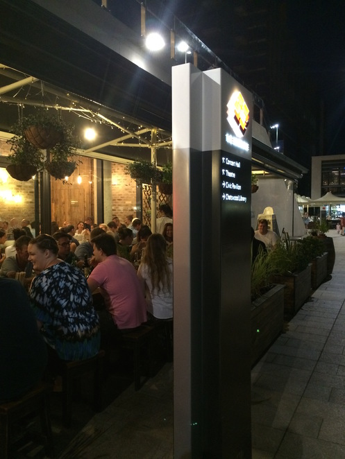 chao ba, vietnamese restaurant, vietnamese food, chatswood, the concourse, dinner, lunch, vietnamese, group outing, alfresco dining