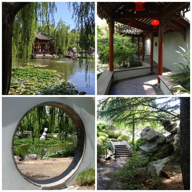 Chinese Garden of Friendship Darling Harbour