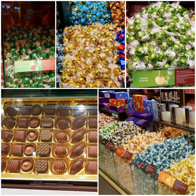 Chocolate, Swiss, Lindt, truffles, variety, gifts, occasions, shop