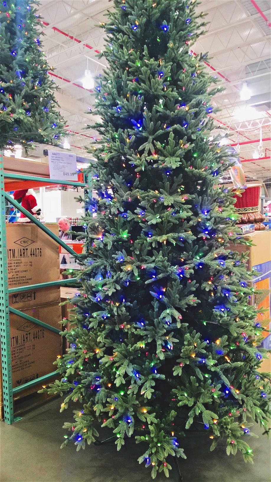 christmas at costco large image