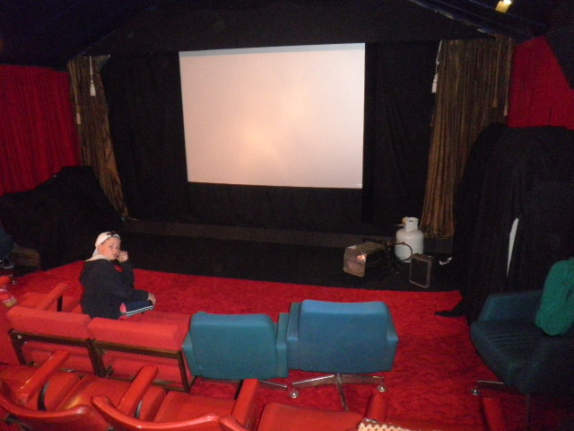 Cinema, Radio Springs Hotel