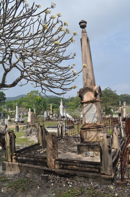Cooktown Cemetery, Far North Queensland, FNQ, Australia, history