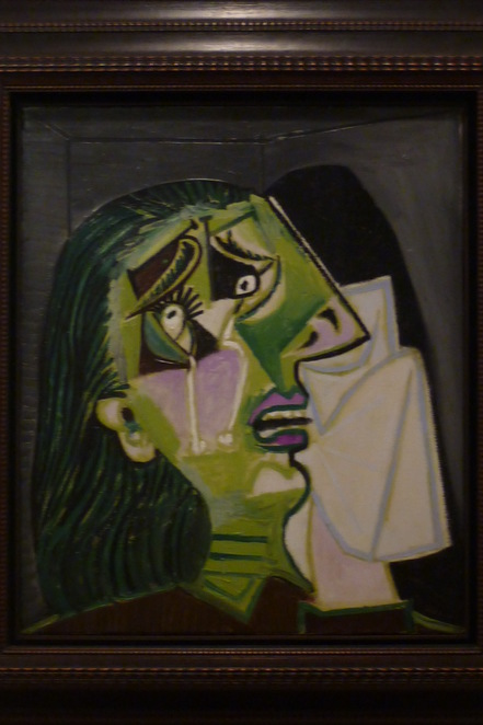 Cubism, National Gallery of Victoria, Pablo Picasso, The Weeping Woman