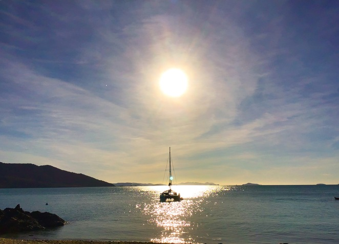 Daydream island whitsunday islands Great Barrier Reef holiday vacation