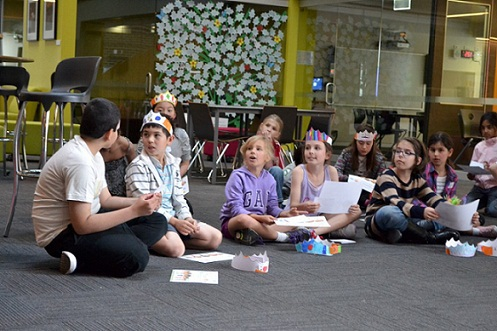 debating, public speaking, drama, speaking out holiday courses