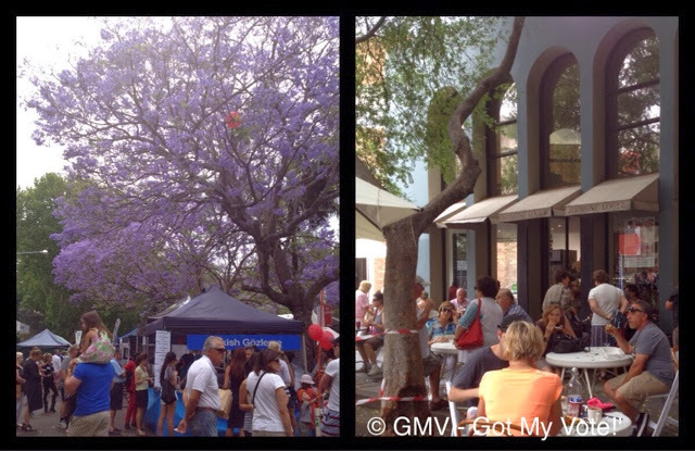 Double Bay, Festival, Sydney, Event, Spring. Food. Stall, GMV