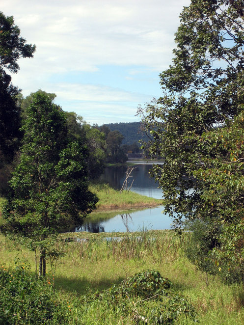 Enoggera Reservoir a great place for a stroll or even a serious hike