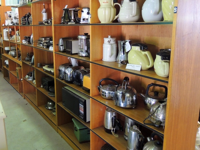 etsa, etsa museum, adelaide electric supply, volunteers, electricity, electrical, toasters and kettles