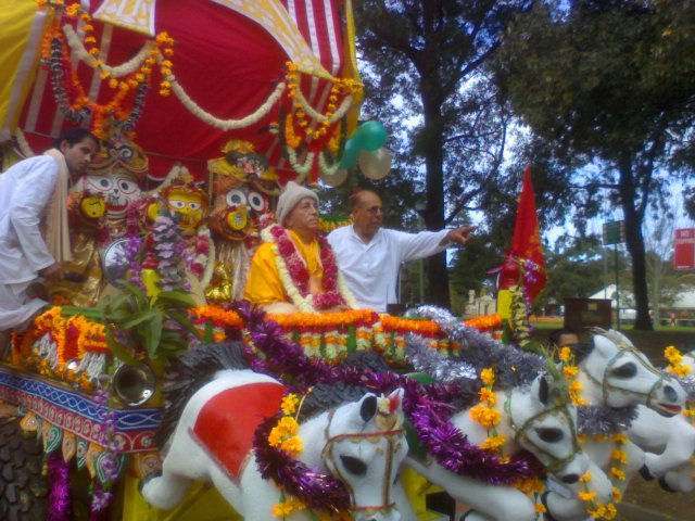 festival of the chariot
