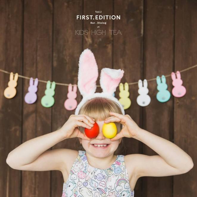 first edition, molly coddle parties, canberra, notovotel, ACT, easter egg hunts, 2018, whats on, kids high tea, crafts, easter activities, 2018,