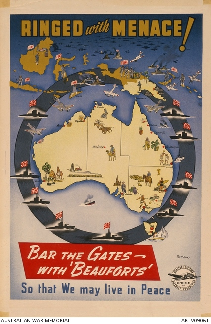 fort largs, fort glanville, fort malta, south australia, lefevre peninsula, outer harbor, port adelaide, in adelaide, wartime poster