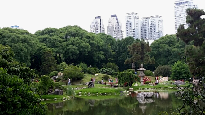 gardens, tourist, historic, attraction, see, do, Buenos Aires, Japan, must-see