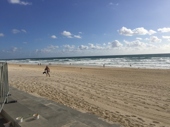 Gold Coast beaches, commonwealth games, GC2018,