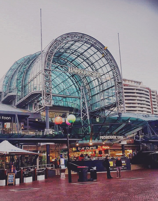 Harbourside Shopping Centre Sydney