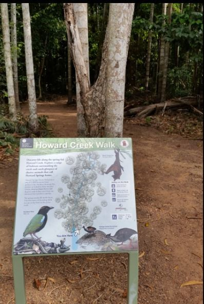 Howard Springs Nature Park, walk, nature park, Darwin