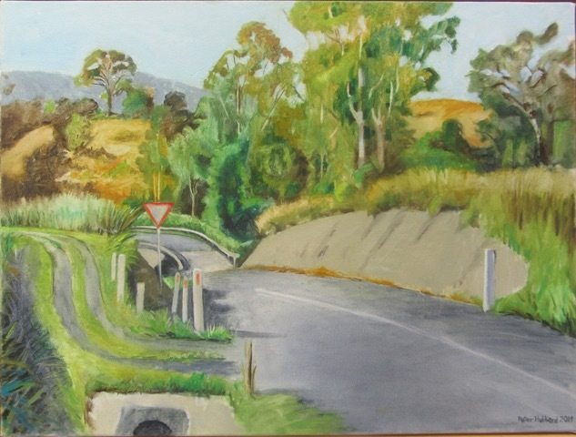 'Purdon Bridge on Charnwood Road, Aratula by Peter Hubbard'