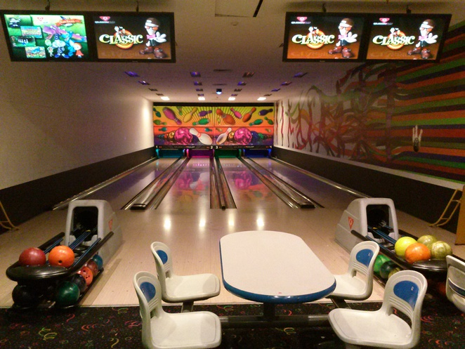 iplay, canberra, ten pin bowling, ACT, family friendly, kids,