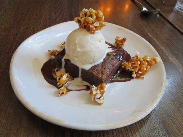 Jamie's Italian – Kids Eat Well for Free, Epic Chocolate Brownie, Adelaide