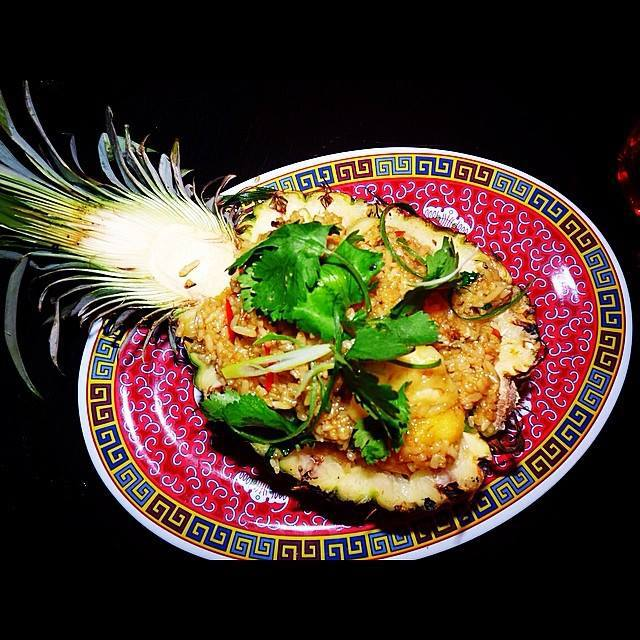 kwan brothers fortitude valley pineapple fried rice