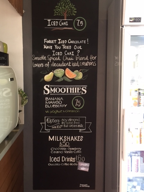 Little Fig Cafe, Buderim, Cooked Breakfast, light lunches, milkshakes, smoothies, home-baked sweets and savoury delights, coffee, tea