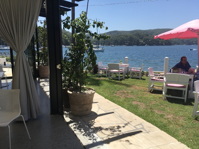 Lovely water views The Pasadena Restaurant Church Point newly renovated water views outdoor setting if desired