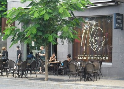 Max Brenner, chocolate, South Bank