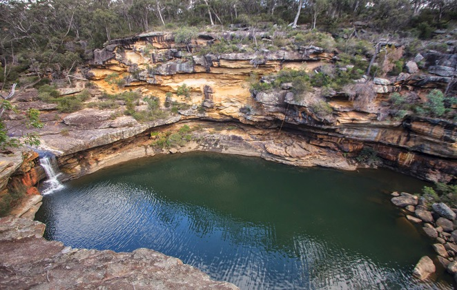 Mermaid Pools, Tahmoor Canyon, Tahmoor Mermaid Pool, Sydney waterholes, Sydney travel