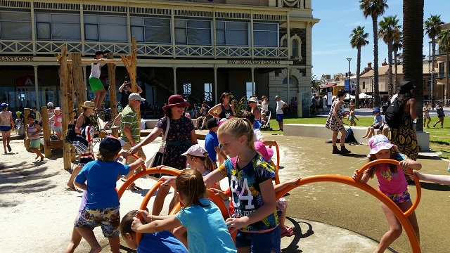 Glenelg Foreshore Playspace