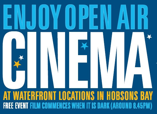 movies by the bay hobsons