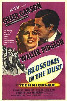 Nostalgia Movie Night with Blossoms in the Dust