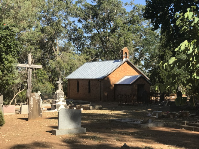 oldest church in western australia, all saints church, henley brook, heritage sites in wa,