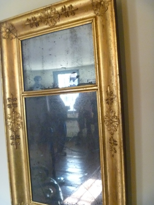 Edgar Allan Poe Cottage Bronx Mirror