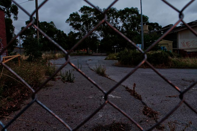 panorama tafe, bunnings, hardware stores, derelict college, abandoned, goodwood road, panorama, urban explorers, mitre 10, abandoned places