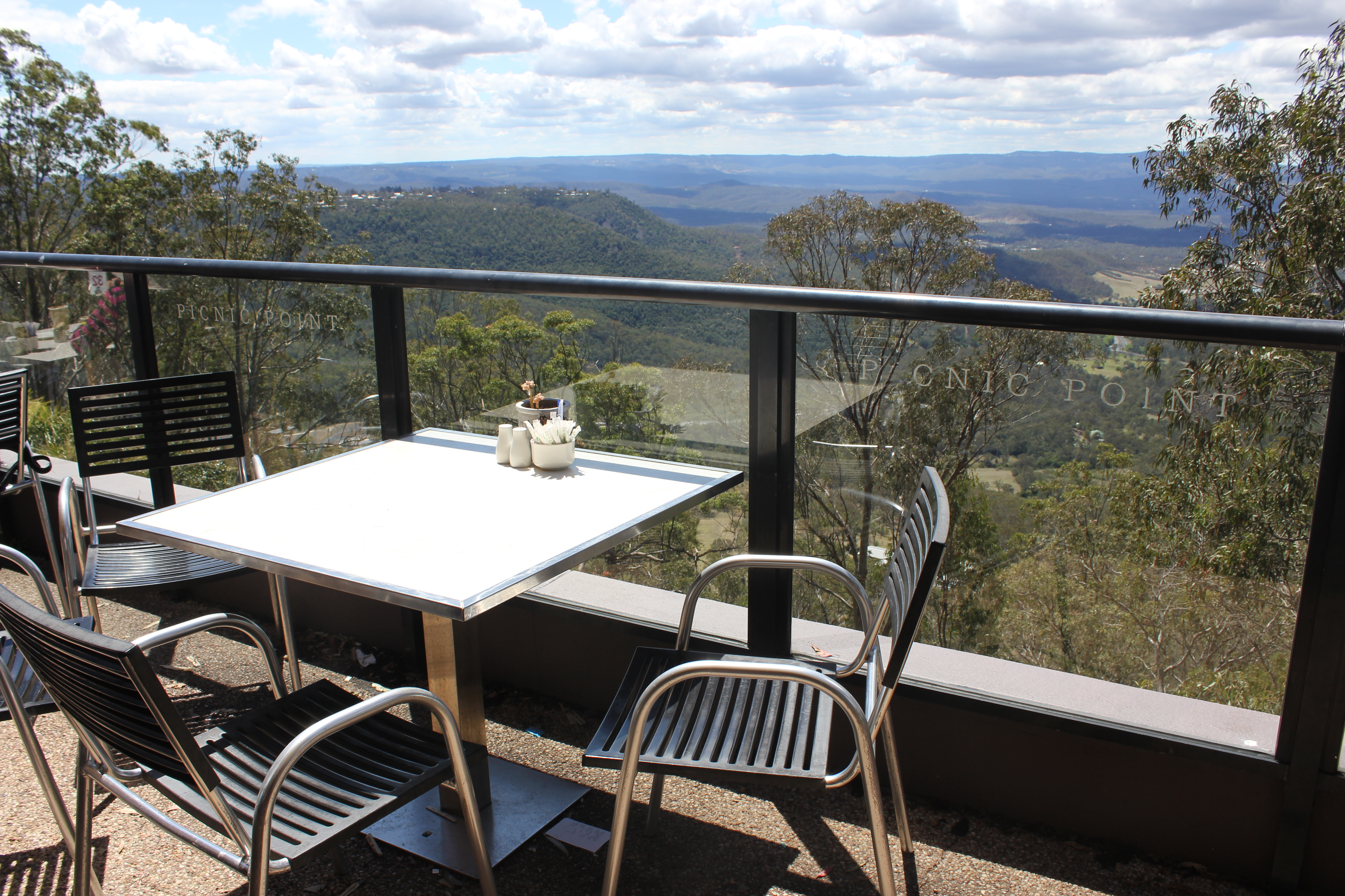 West Head Lookout Cafe
