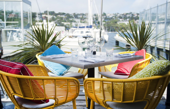 Plonk Beach Cafe, brunch Mosman, beautiful brunch, affordable waterfront dining