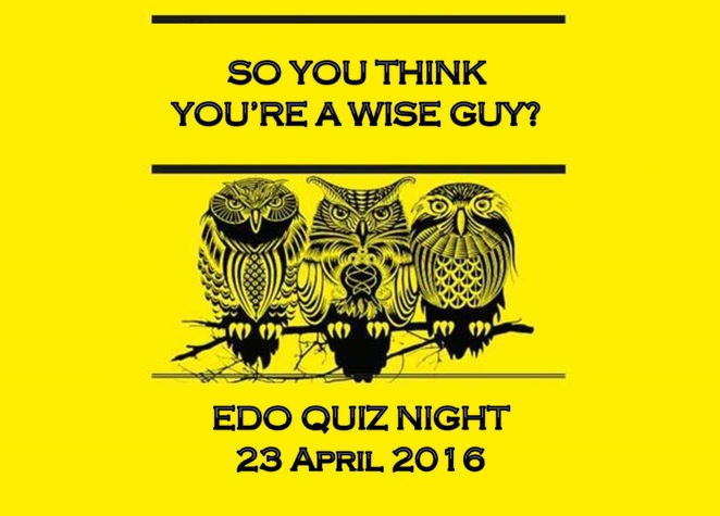 quiz night, edo, environmental defenders office, willunga, anzac day, long weekend, escape the city