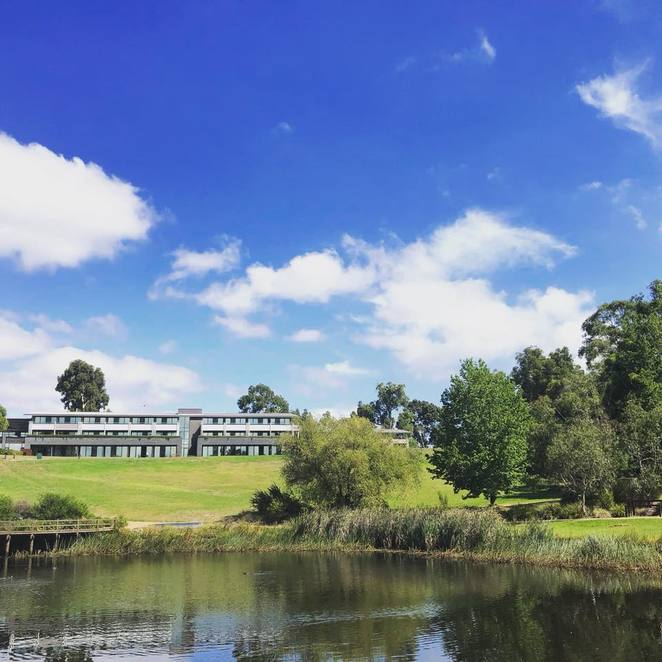 RACV country club Healesville