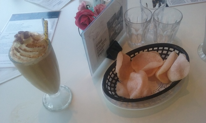 Rendezvous Cafe Darwin Iced Coffee
