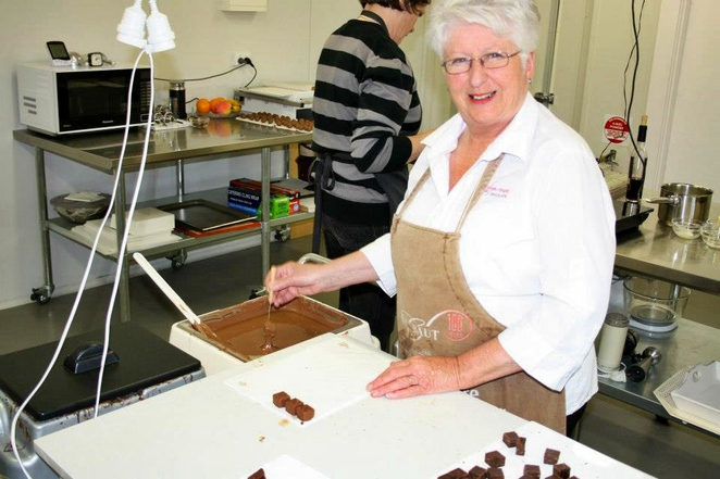 robyn rowe chocolates, murrumbateman, canberra wine district, canberra, belgium chocolates, chocolatier, family friendly