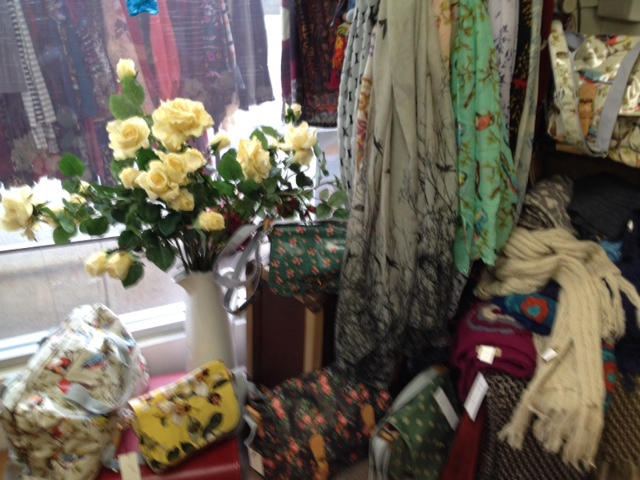 Eclectic clothing stores