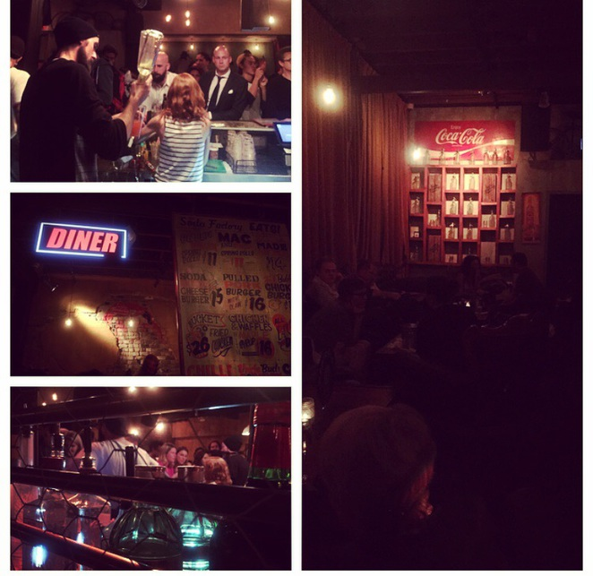Soda factory, soda open stage, small bars, Sydney bars, American bar, American snacks,